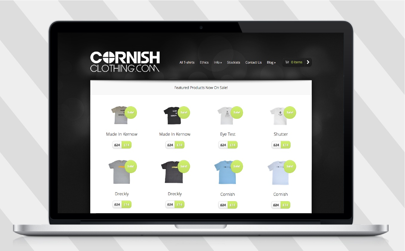 cornish clothing com website shop