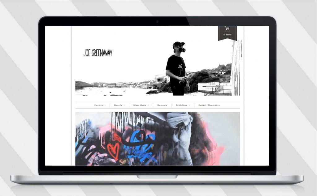 joe greenaway website