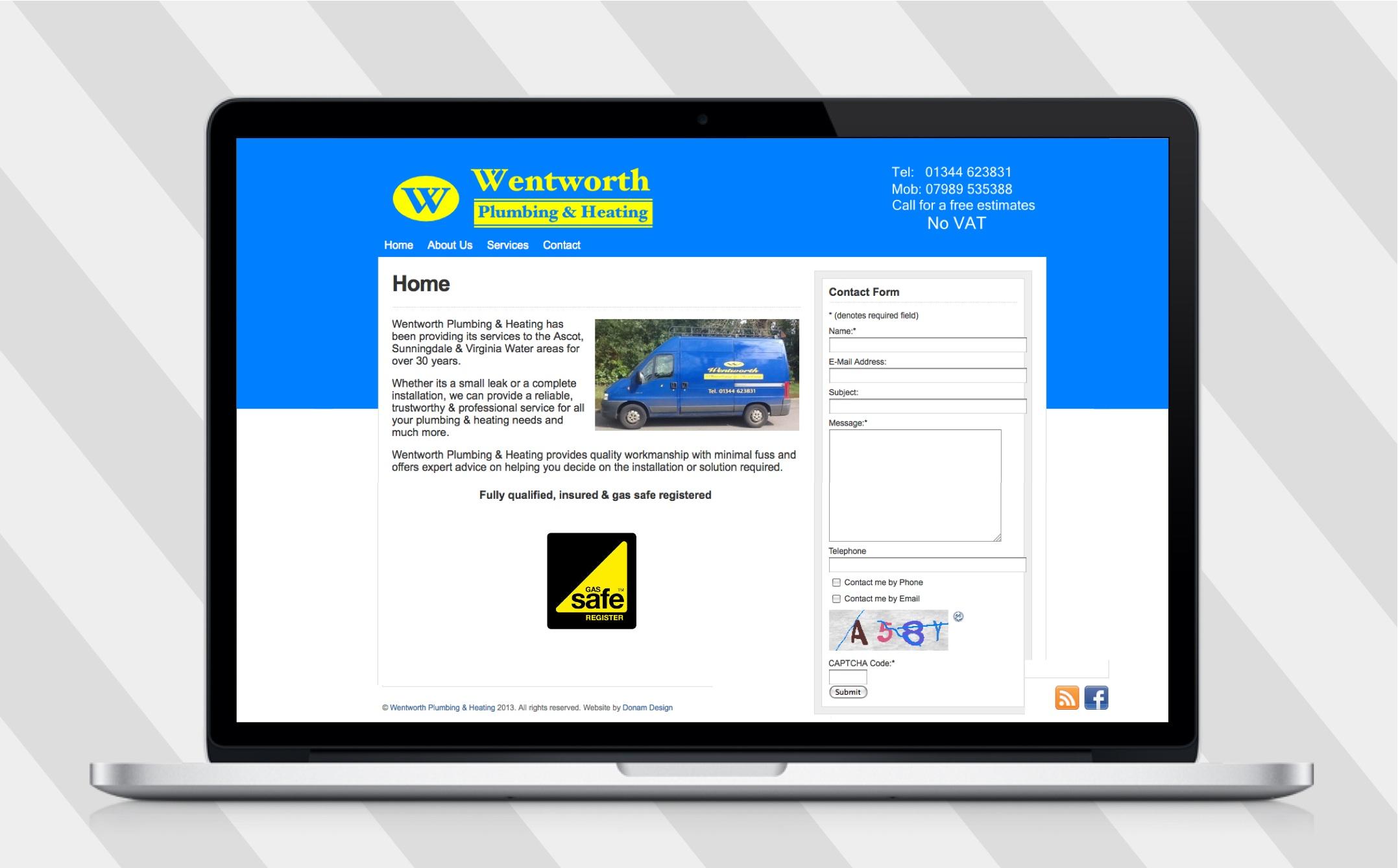 wentworth desktop