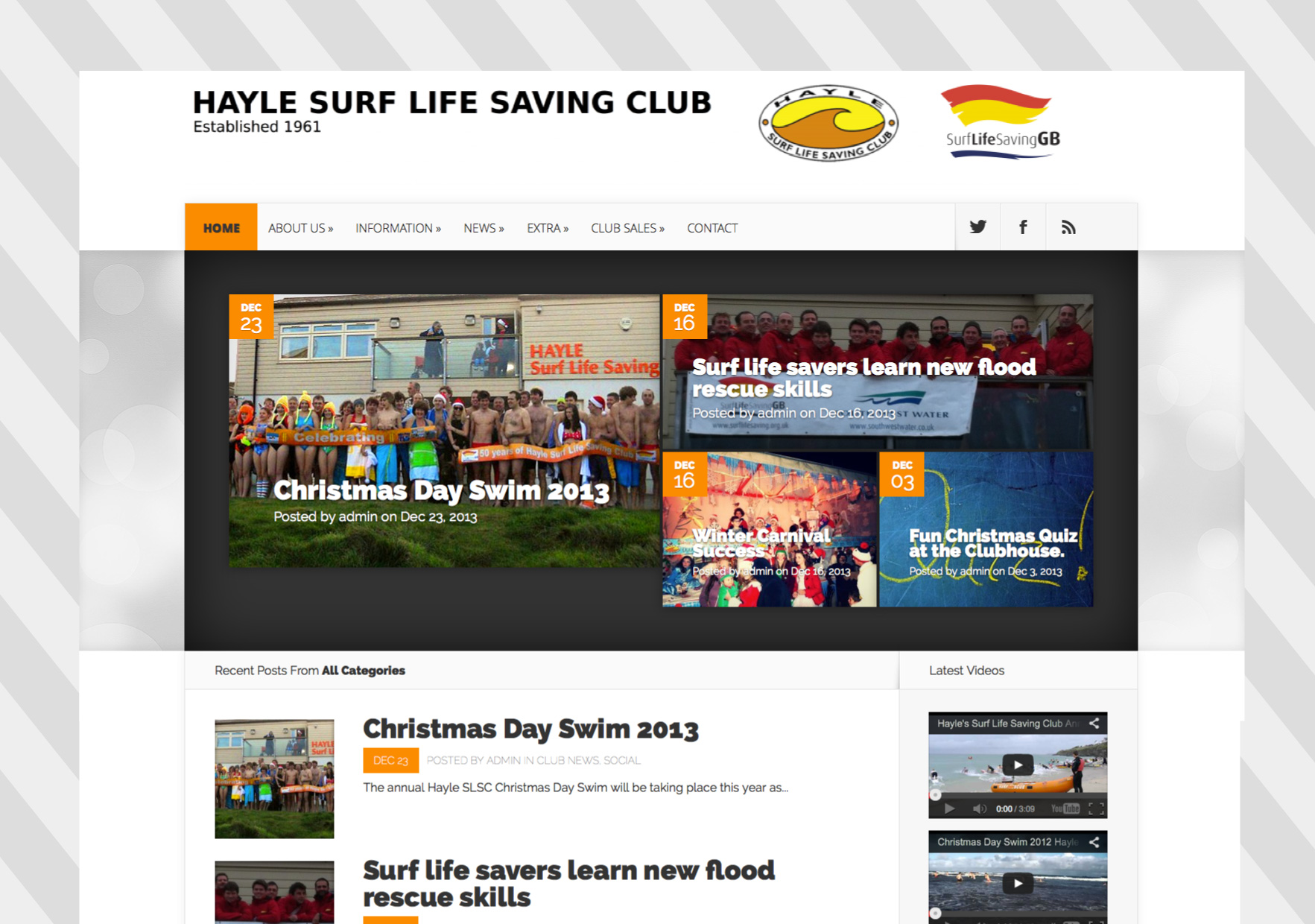 Hayle Surf Life Saving Club