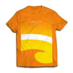 T-Shirt Design for Sports Club